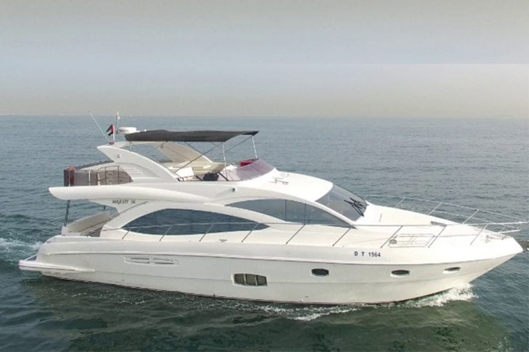 neptune yachts gulf craft 55ft