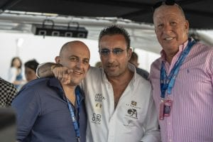 grand prix f1 abu dhabi 2019 on the yacht event